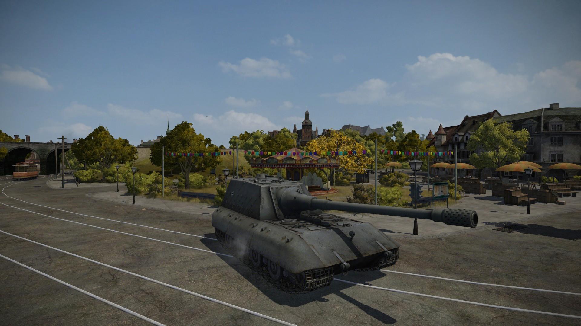 JagdPz E-100